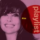Playlist: Alice/Alice