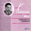 "Mozart: Sinfonia concertante & Serenade ""A Little Night Music""/Herbert von Karajan"
