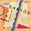 Kodály: Duo for Violin and Cello - Bartók: Contrasts - Liszt: Concerto pathétique (Live at Saratoga Performing Arts Center, 1998)/Martha Argerich