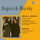 Franck & Debussy: Cello Sonatas/Martha Argerich