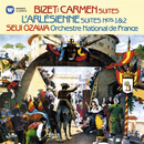 Bizet: Suites from Carmen & L'Arlésienne/Seiji Ozawa