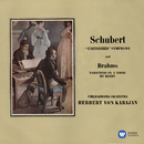"Schubert: Symphony No. 8 ""Unfinished"" - Brahms: Variations on a Theme by Joseph Haydn, Op. 56a/Herbert von Karajan"