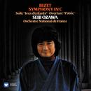 """Bizet: Symphony in C Major, Petite suite from """"Jeux d'enfants"""" & Patrie/Seiji Ozawa"""