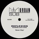 Never Stop (feat. Laura Alford)/Reflexion