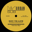 Find Our Way (Breakaway) [feat. Kathleen Murphy] [The Elusive / Peppermint Jam Remixes]/Key To Life