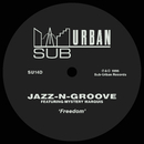 Freedom (feat. Mystery Marquis)/Jazz-N-Groove