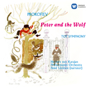 Prokofiev: Peter and the Wolf, Op. 67 - Angerer: Toy Symphony (Attrib. L. Mozart or J. Haydn)/Sir Peter Ustinov
