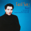 "Mozart: Piano Sonatas, K. 330, 331 ""Alla turca"" & 333 ""Linz""/Fazil Say"