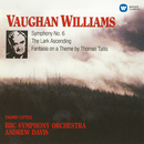 Vaughan Williams: Symphony No. 6, The Lark Ascending, Fantasia On A Theme By Thomas Tallis/Andrew Davis