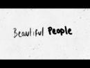 Beautiful People (feat. Khalid) [Lyric Video]/Ed Sheeran