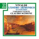 Vivaldi: L'estro armonico, Op. 3/Claudio Scimone