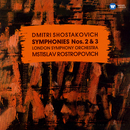 "Shostakovich: Symphonies Nos. 2 ""To October"" & 3 ""First of May""/Mstislav Rostropovich"