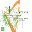 Mozart: Concerto pour flûte et harpe, K. 299 & Concerto pour clarinette, K. 622/Jean-François Paillard