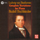 Beethoven: Complete Piano Variations/Rudolf Buchbinder
