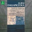 Dallapiccola: Canti di prigionia, Frammenti di Saffo ed altre opere vocali/Hans Zender