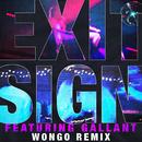 Exit Sign (feat. Gallant) [Wongo Remix]/The Knocks