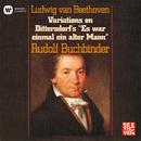 """Beethoven: 13 Variations on Dittersdorf's """"Es war einmal ein alter Mann"""", WoO 66/Rudolf Buchbinder"""