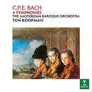 CPE Bach: Symphonies, Wq. 183/Ton Koopman