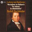 """Beethoven: 10 Variations on Salieri's """"La stessa, la stessissima"""", WoO 73/Rudolf Buchbinder"""