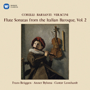 Flute Sonatas from the Italian Baroque, Vol. 2/Frans Brüggen, Anner Bylsma & Gustav Leonhardt