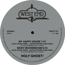 My Happy House / Nicky Buckingham (Justin Strauss & Max Pask Remixes)/Holy Ghost!