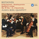 "Beethoven: String Quartets, Op. 59 Nos. 1 & 2 ""Razumovsky""/Alban Berg Quartett"