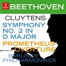 Beethoven: Symphony No. 2, Op. 36 & Prometheus Overture/André Cluytens