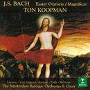 Bach: Easter Oratorio, BWV 249 & Magnificat, BWV 243/Ton Koopman