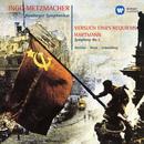 "Hartmann: Symphony No. 1 ""Versuch eines Requiems"" - Nono: Canti di vita e d'amore - Martinů: Memorial to Lidice/Ingo Metzmacher"