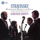 Stravinsky, Haubenstock-Ramati & von Einem: String Quartets/Alban Berg Quartett