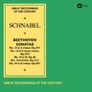 "Beethoven: Piano Sonatas Nos 13, 14 ""Moonlight"", 15, 18 ""The Hunt"" & 19/Artur Schnabel"