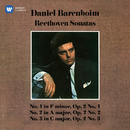 Beethoven: Piano Sonatas Nos. 1, 2 & 3, Op. 2/Daniel Barenboim