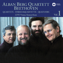 Beethoven: Complete String Quartets, Vol. 1 (Live at Vienna Konzerthaus, 1989)/Alban Berg Quartett