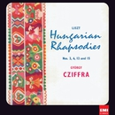Liszt: 17 Rhapsodies hongroises/Georges Cziffra