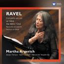 Ravel: Concerto en sol, La Valse & Ma mère l'Oye (Live)/Martha Argerich