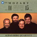 """Mozart: String Quartets Nos. 14 """"Spring"""" & 15/Alban Berg Quartett"""