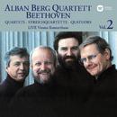 Beethoven: Complete String Quartets, Vol. 2 (Live at Vienna Konzerthaus, 1989)/Alban Berg Quartett