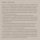 Suite: April 2020/Brad Mehldau