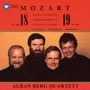 """Mozart: String Quartets Nos. 18 & 19 """"Dissonance""""/Alban Berg Quartett"""