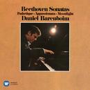 "Beethoven: Piano Sonatas Nos. 8 ""Pathétique"", 14 ""Moonlight"" & 23 ""Appassionata""/Daniel Barenboim"