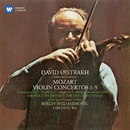 Mozart: Violin Concertos & Sinfonia concertante for Violin and Viola/David Oistrakh