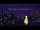 no song without you (Lyric Video)/HONNE