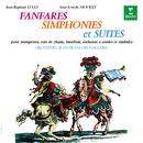 Lully & Mouret: Fanfares, simphonies et suites pour trompettes, cors de chasse, cordes et timbales/Jean-François Paillard