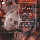 Hartmann: Symphonies Nos. 2 & 5 - Zimmermann: Symphony in One Movement - Stravinsky: Symphony in Three Movements/Ingo Metzmacher