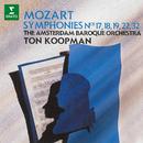 Mozart: Symphonies Nos. 17, 18, 19, 22 & 32/Ton Koopman