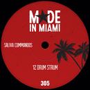 12 Drum Strum/Saliva Commandos