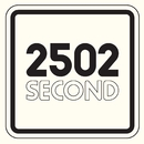 2502/Second