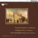 "Mendelssohn: Symphony No. 4, Op. 90 ""Italian"" - Schumann: Symphony No. 4, Op. 120/オットー・クレンぺラー"