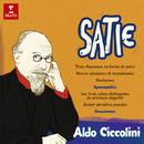 Satie: Morceaux en forme de poire, Gymnopédies, Avant-dernières pensées, Gnossiennes.../Aldo Ciccolini