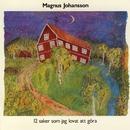 12 saker som jag lovat att göra/Magnus Johansson